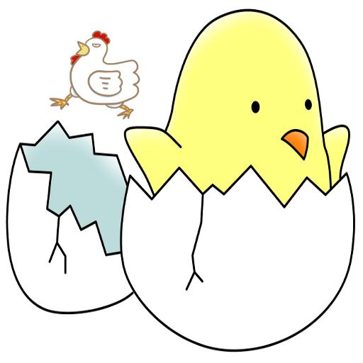 卵投げしょくにん 休閒 App LOGO-APP試玩
