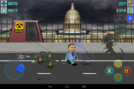 Aliens vs. President II - screenshot thumbnail