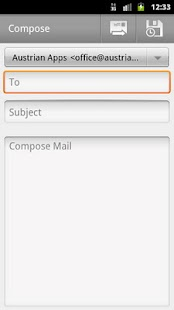 Compose Mail Shortcut - screenshot thumbnail
