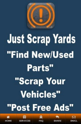 Just Scrap Yards