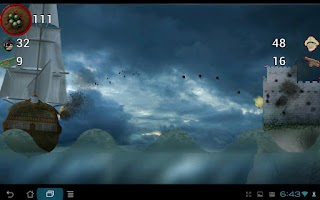 Screenshot of the Golden Age of Piracy(free)