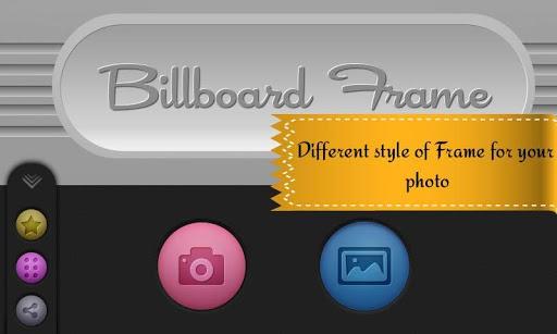 Billboard Frame