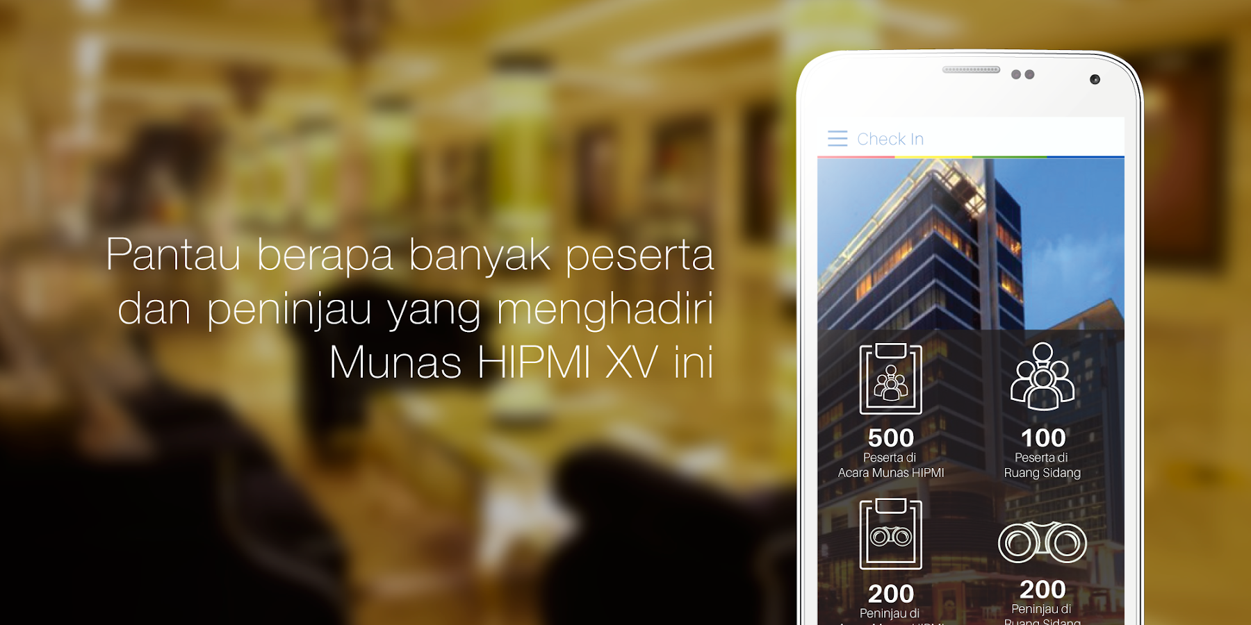 Munas HIPMI- screenshot