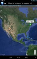 Screenshot of Ultra GPS Logger