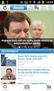 Deník 2.0 - screenshot thumbnail