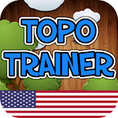 TopoTrainer USA - Geography