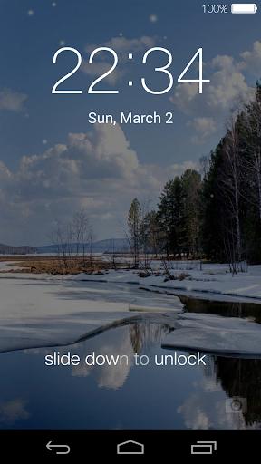 Lock screen(live wallpaper) 4.8.7 screenshots 23