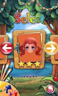 Coloring Book - Princess