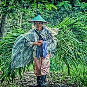 si mbah by Arief Wijayanto - People Street & Candids