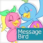 メッセージバード-ヒマつぶしチャットや通話の友達作りアプリ icon