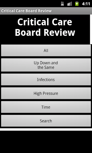 【免費醫療App】Critical Care Board Review-APP點子