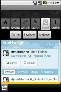 Mark Farina by mix.dj- screenshot thumbnail