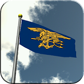 Navy Seal Flag Live Wallpaper