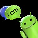 IamAndroid Mobile logo