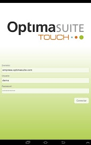 OptimaSUITE TOUCH screenshot 8