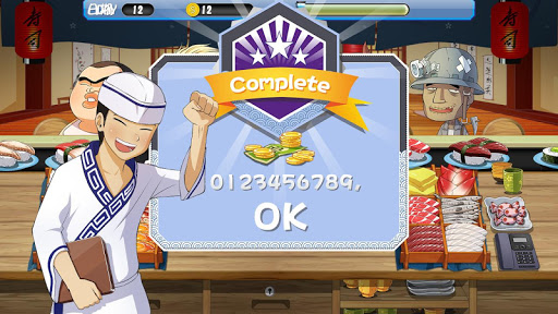 Sushi House - cooking master  screenshots 10