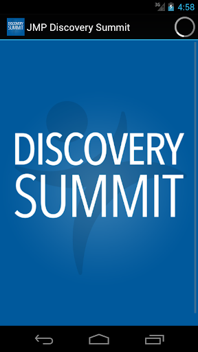 JMP Discovery Summit