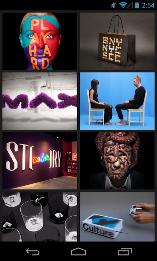 Creative Portfolio - screenshot