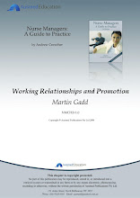 Working Relationships and Promotion