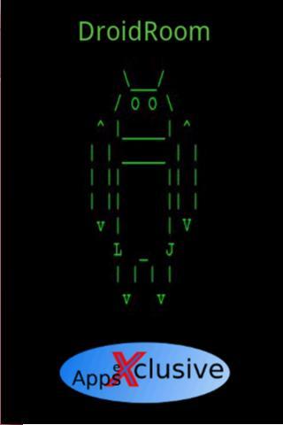 DroidRoom- screenshot