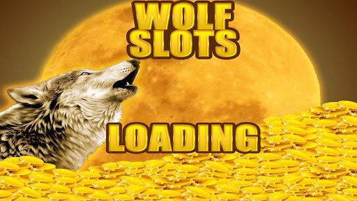 ウルフ·ムーンラスベガスのカジノのスロット