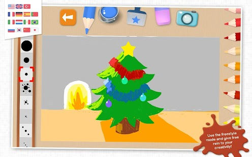 Art Studio - Drawings for Kids- screenshot thumbnail