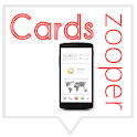 Cards zooper skin icon