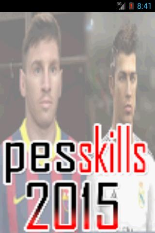 pes skills 2015