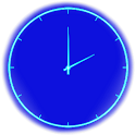 Night Analog Clock icon
