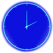 Night Analog Clock