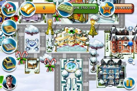 Millionaire City Holiday - screenshot thumbnail