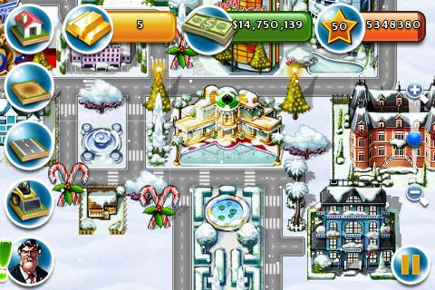 Millionaire City Holiday - screenshot