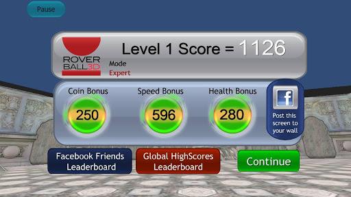 玩免費休閒APP 下載RoverBall3Dレーシングドッジボール app不用錢 硬是要APP