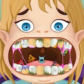 Girl Dentist Care