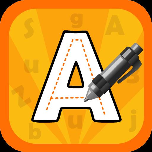 我的法文字母 教育 App LOGO-硬是要APP
