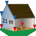 Area meter icon