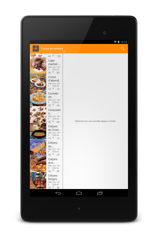 Cuisine recettes faciles android apps on google play for Google cuisine