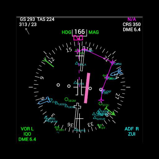 Flightgear Android NAV 1.0 LOGO-APP點子