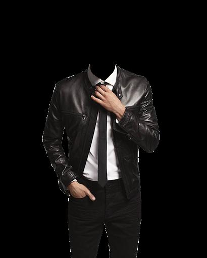 Jacket Suit Photo Camera