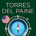 Torres del Paine in English icon