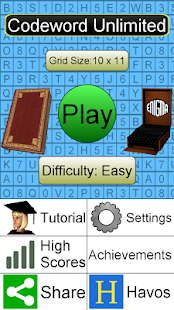 Codeword Unlimited +- screenshot thumbnail