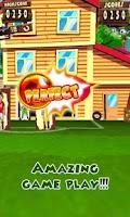 Screenshot of Soccer Shoot HD