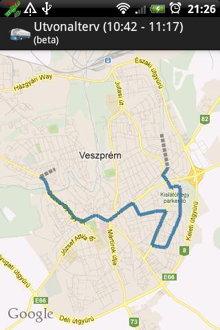 交通運輸必備APP下載|Veszprémi Menetrend 好玩app不花錢|綠色工廠好玩App