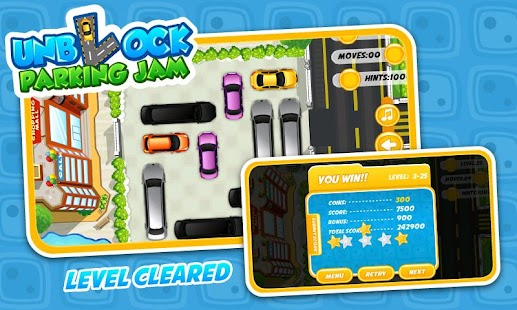 Unblock Parking Jam - Free - screenshot thumbnail