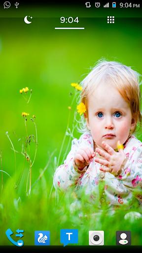 無料个人化Appの赤ちゃんの壁紙|記事Game