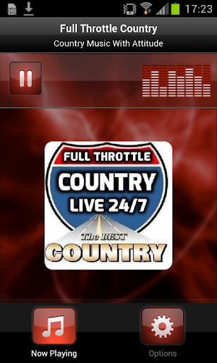 Full Throttle Country
