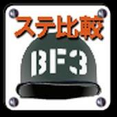 ステータス比較 for BF3