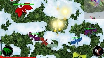 Screenshot of My Mighty Dragon