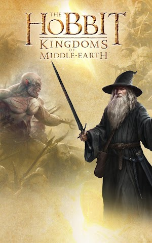 android Hobbit: King. of Middle-earth Screenshot 0
