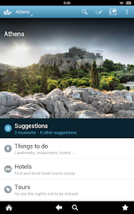 Athens Travel Guide by Triposo - screenshot thumbnail
